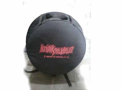 Tas Snare dan Cymbal softcase_drum gigbag
