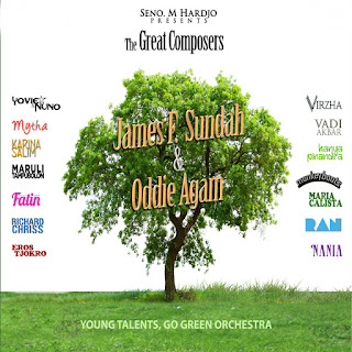 Various Artists - Seno M. Hardjo Presents: The Great Composers - James F. Sundah & Oddie Agam on iTunes