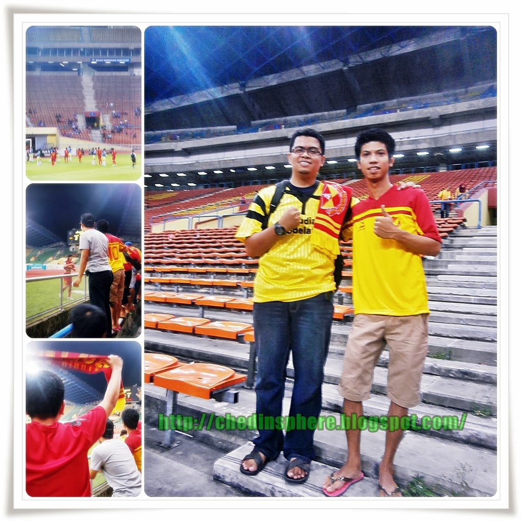 Piala Malaysia, Piala Sultan Selangor dan Kisah Stadium Nan Lengang.