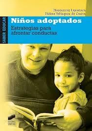 Niños adoptados. Estrategias para afrontar conductas