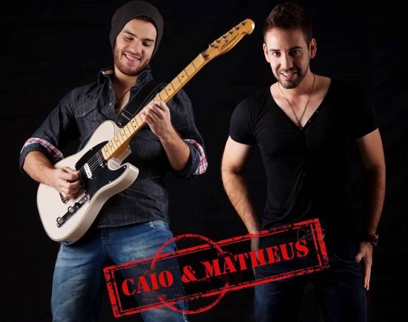 Caio e Matheus - Amor de Bar