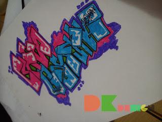 Graffiti : Sebuah Nama Sebuah Cerita