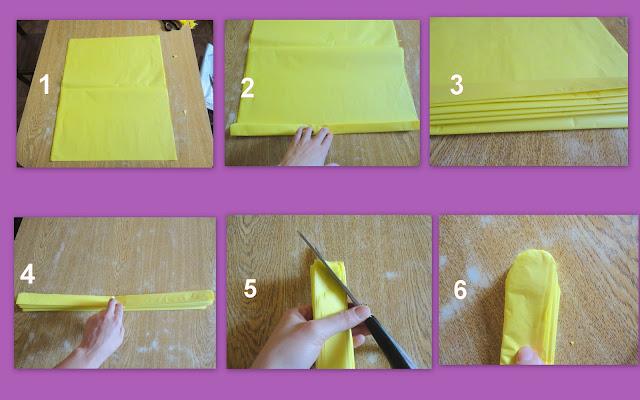 Rosely Pignataro Decorando com pompons de papel de seda ou crepom # Decoração De Festa Com Papel Crepom Passo A Passo