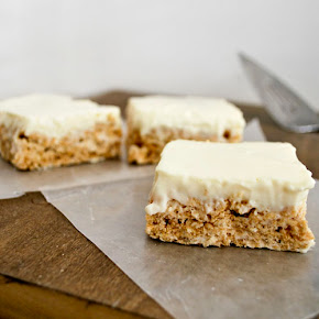 Cheesecake Rice Krispies