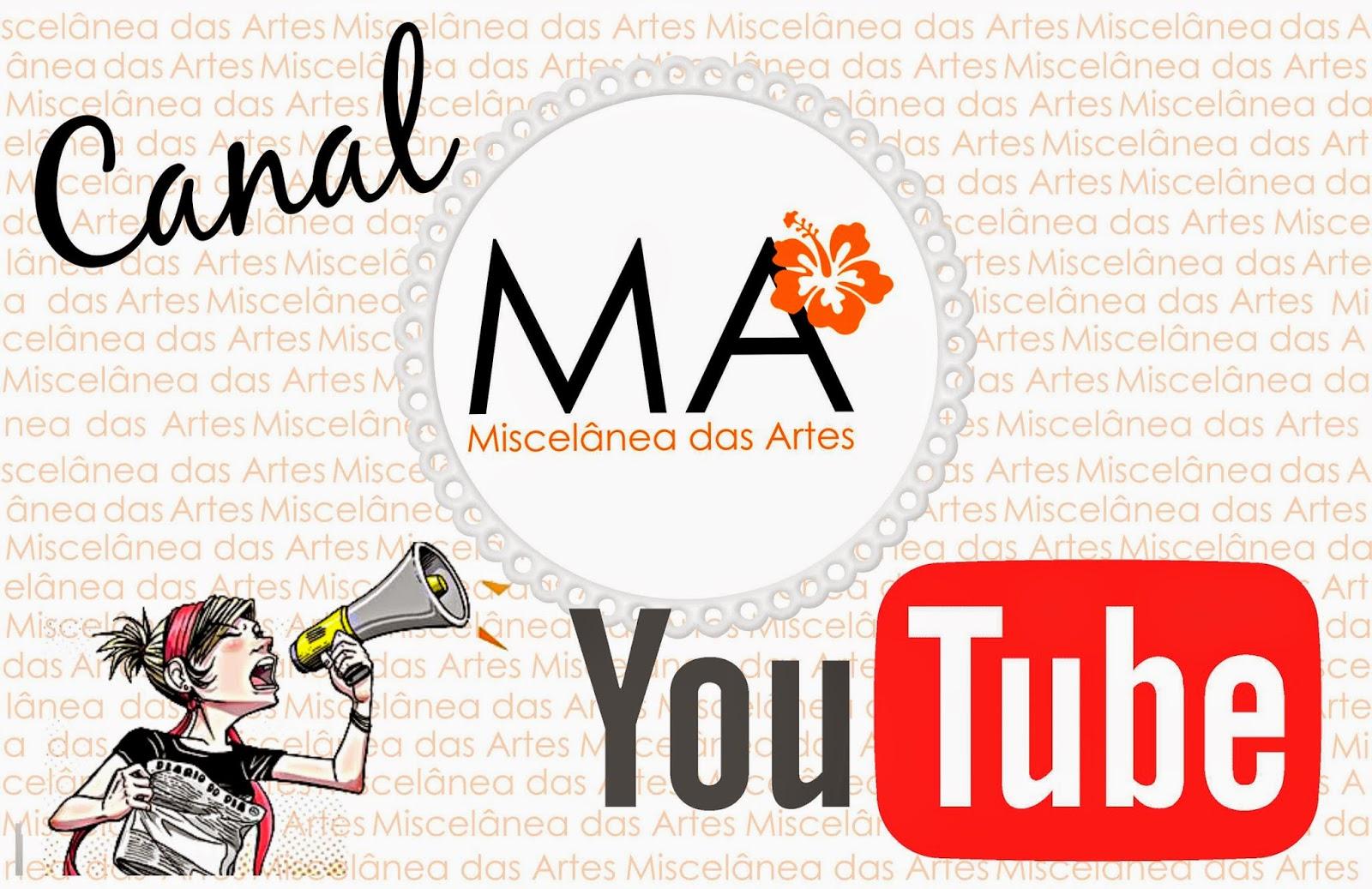Clique na figura para ir pro Canal do MA no Youtube