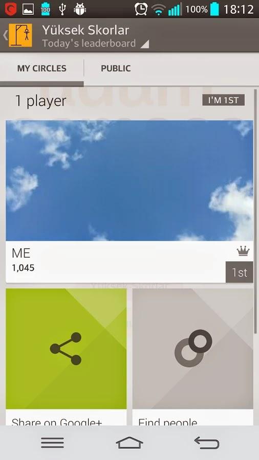 Android Adam Asmaca Apk resimi 4