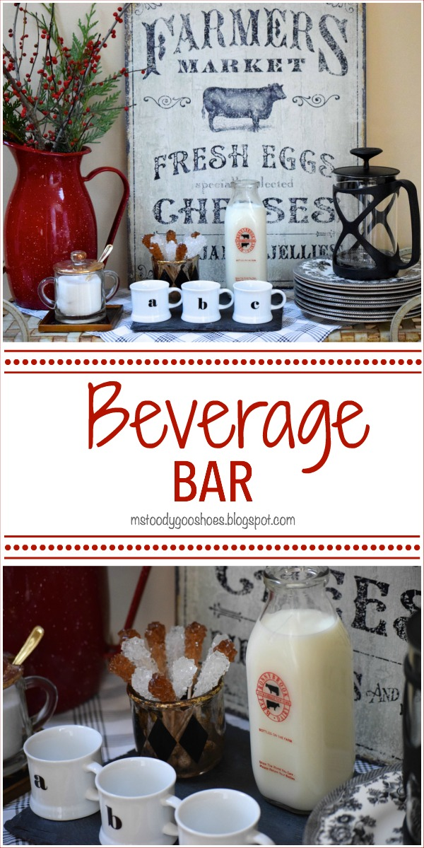 Beverage Bar | Ms. Toody Goo Shoes