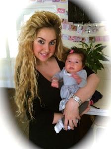 Mama met Sophie