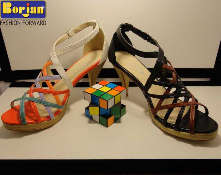 Latest Fashion Foot Wear And Hand Bags Collection  for women by Borjan