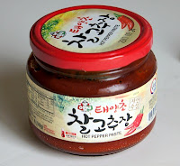 spicy korean goodness gochujang