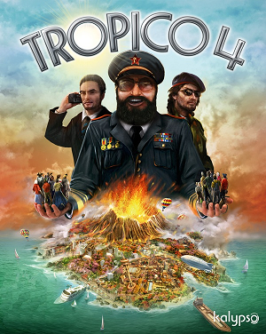Tropico 4 Game