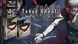 TOKYO GHOUL Ed. LIMITATA NUMERATA