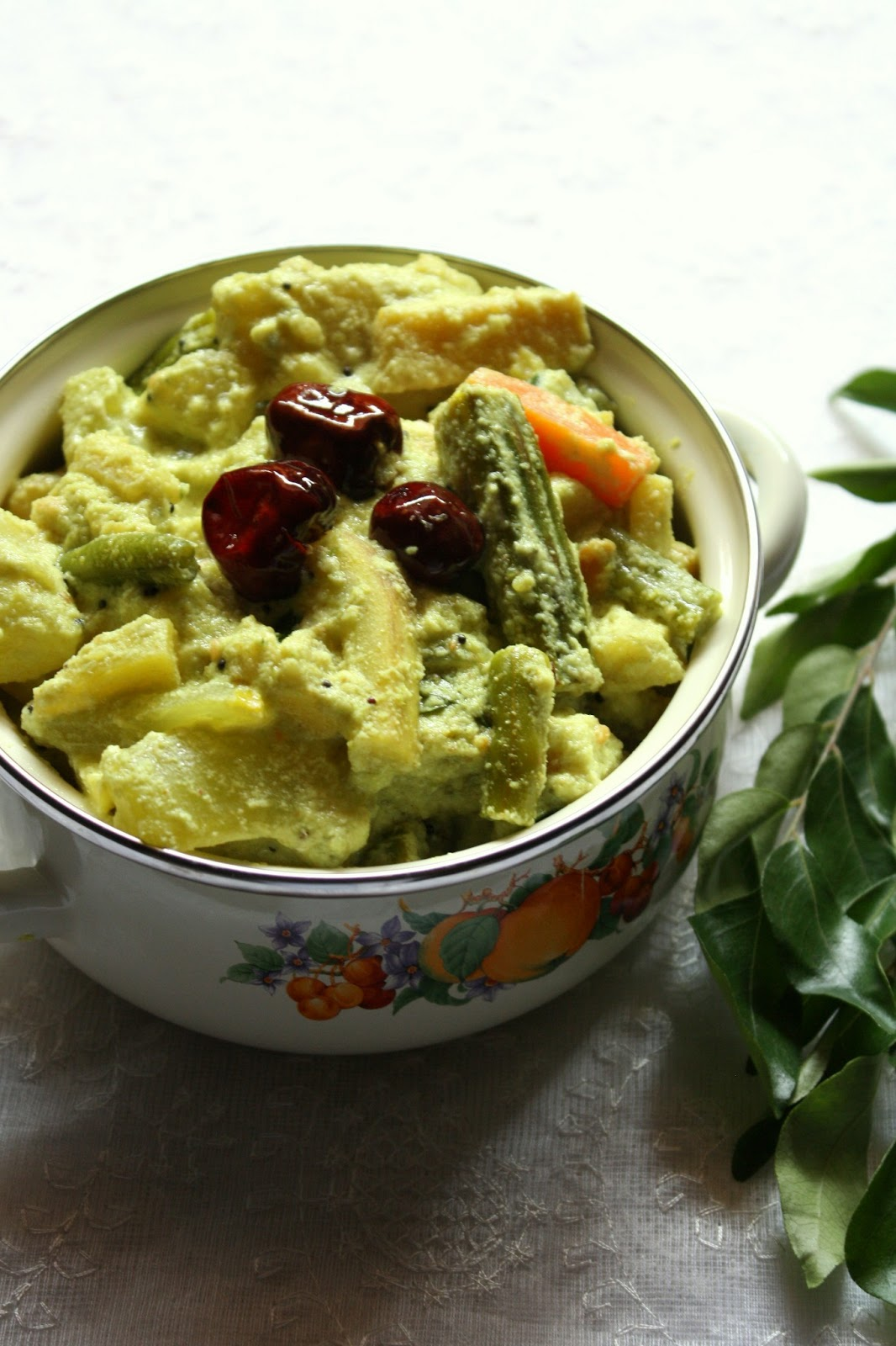 Cook like priya kerala style aviyal recipe mixed vegetable kerala style aviyal recipe mixed vegetable coconut curry kerala vegetarian curry forumfinder Gallery