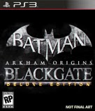 Torrent Super Compactado Batman: Arkham Origins Blackgate Deluxe Edition PS3