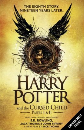 Pre-order Harry Potter and the Cursed Child with free delivery worldwide and 10% off!