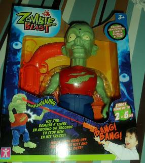 zombie blast review