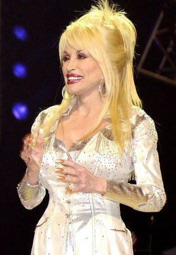 Dolly Parton bust, waist, hips measurements?