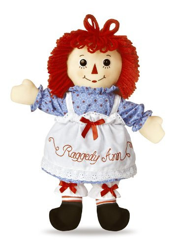 Raggedy Anne Dolls