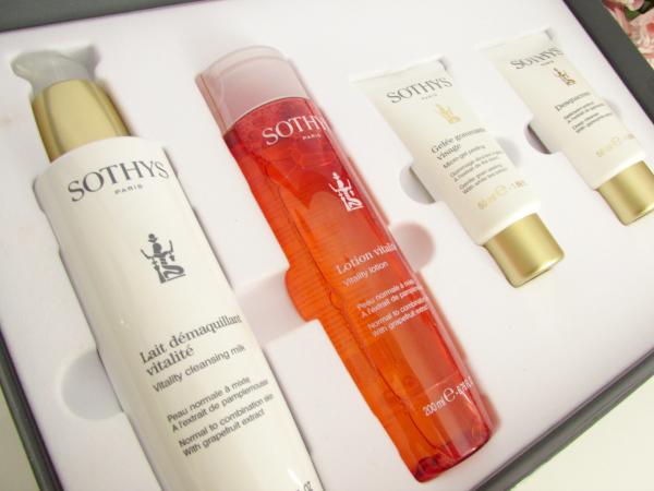 Sothys Paris - Reinigungsset für Mischhaut - Review, Test, Erfahrungen. Kosmetikinstitut & Spa Kosmetik