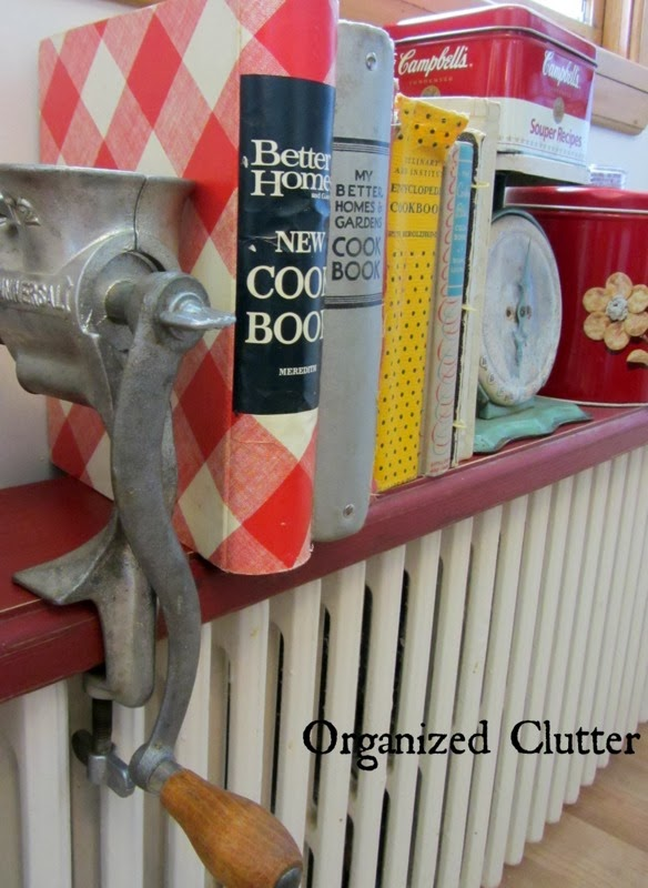 Farmhouse Kitchen Makeover www.organizedclutterqueen.blogspot.com