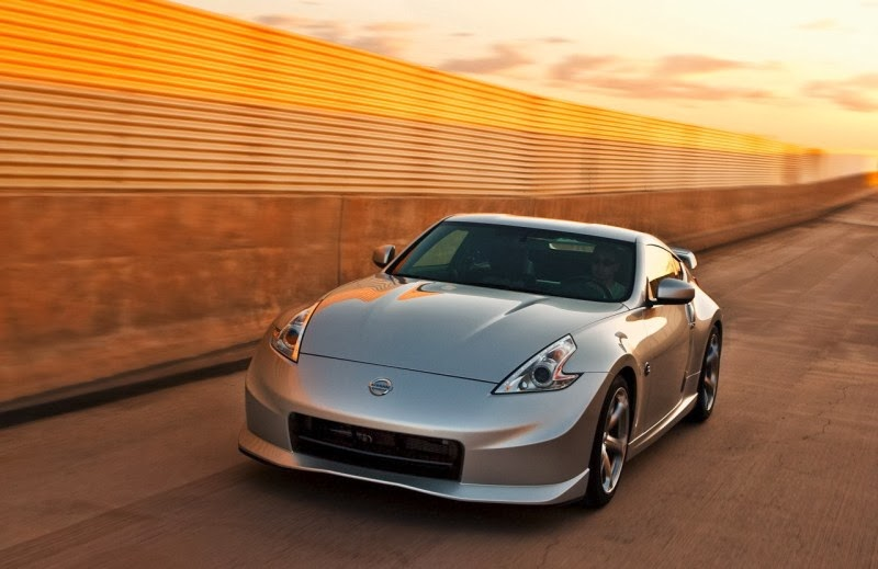 2014 Nissan 370z Nismo Wallpaper