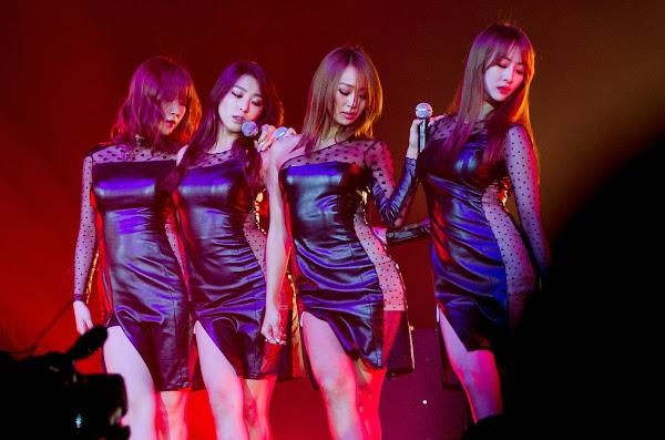 Sistar Live 2014 Hong Kong