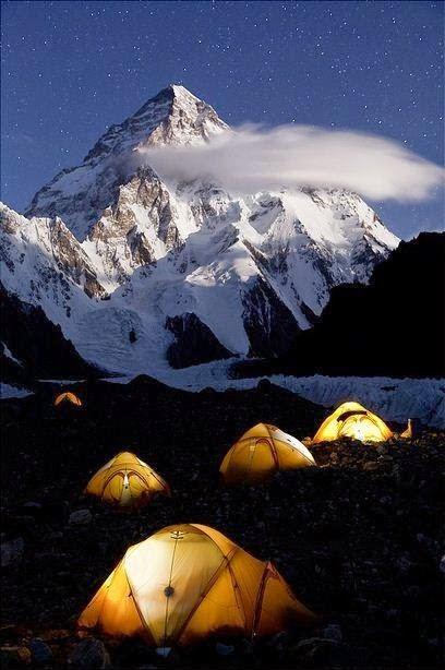 K2, Pakistan.