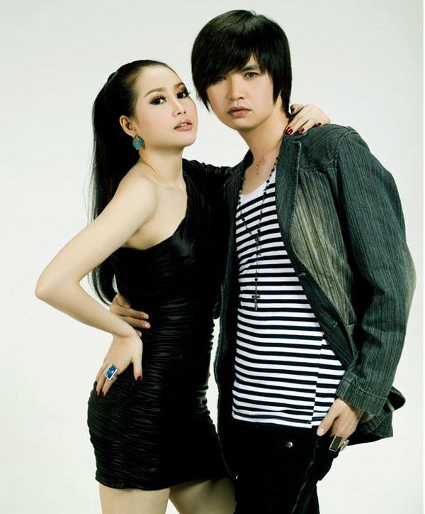 Khmer stars: Andy and Keo Niza
