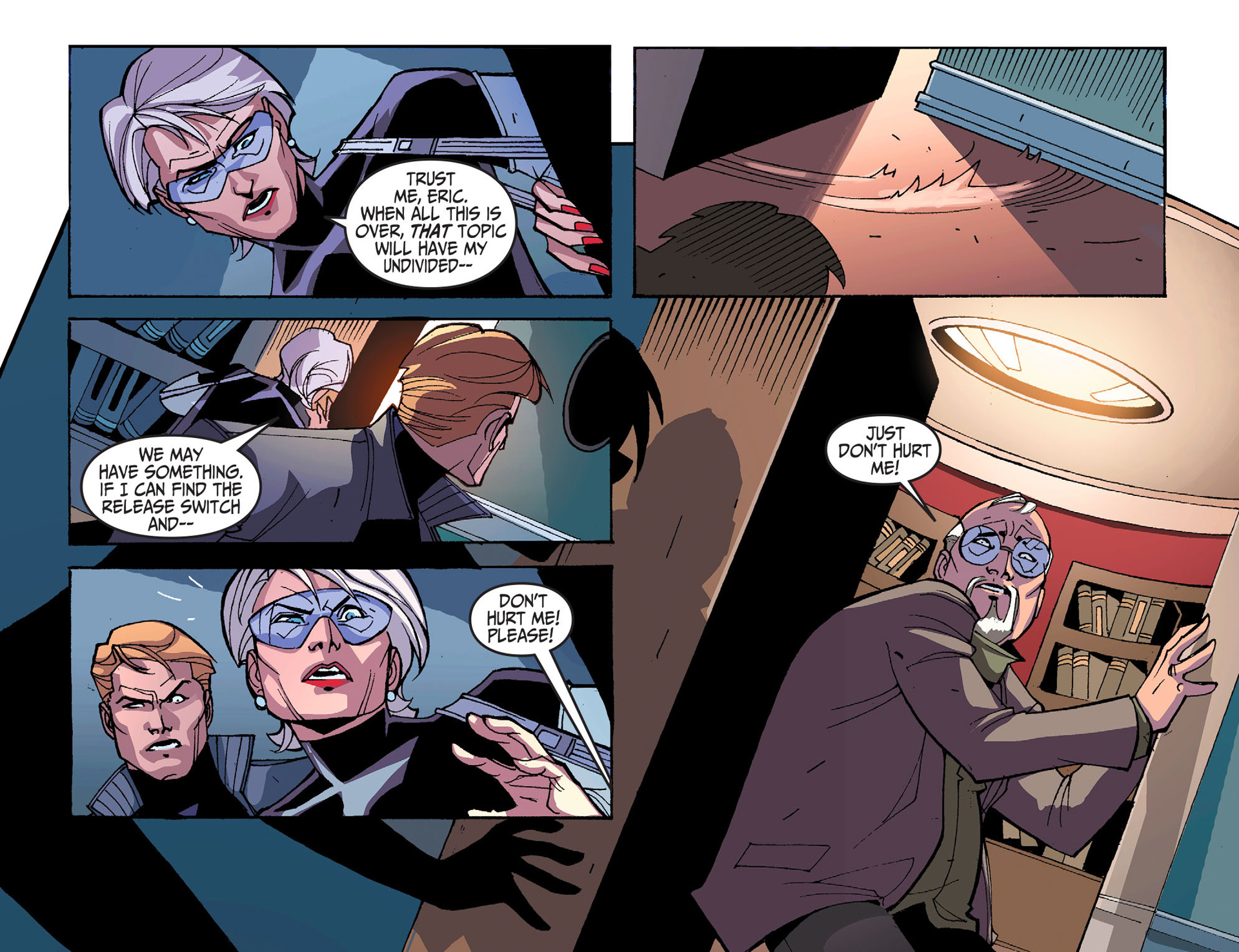 Batman Beyond 2.0 Issue #5 #5 - English 12