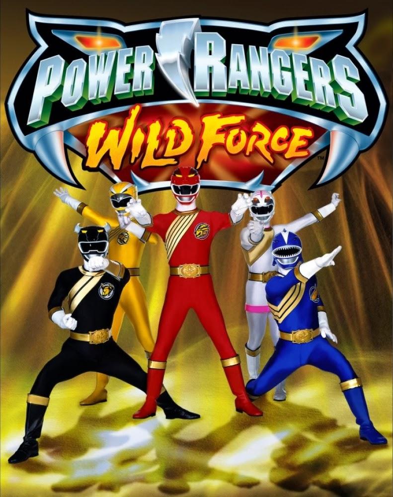 Power Ranger Wild Force - Power Ranger Wild Force
