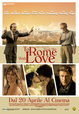 To Rome with Love streaming ITA