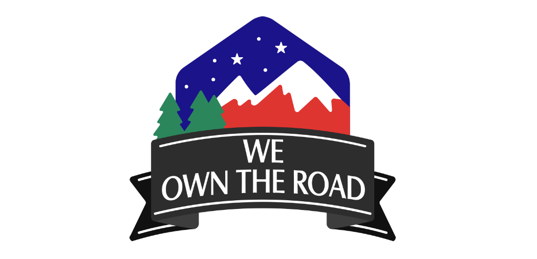 We own the road