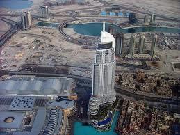 صور برج خليفة من الخارج