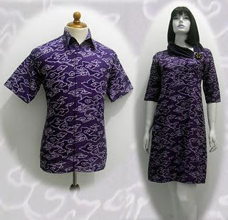 PO U MODEL BAJU BATIK WANITA MODERN