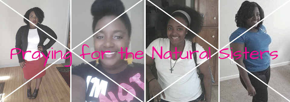 Praying for the Natural Sisters