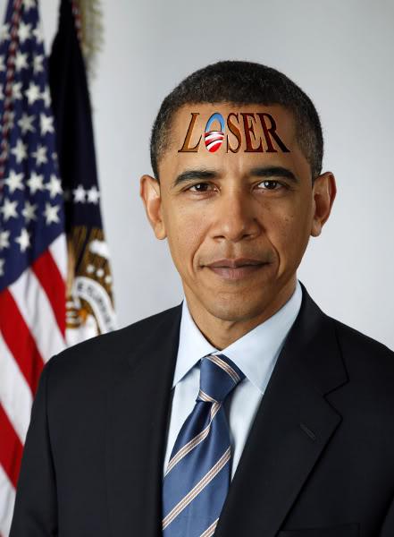 No Obama loser