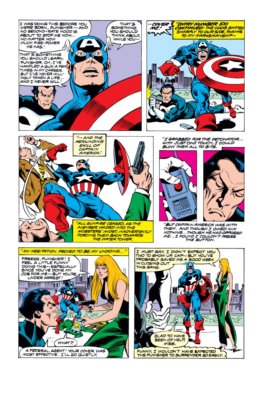 Captain America (1968) Issue #241 #156 - English 17