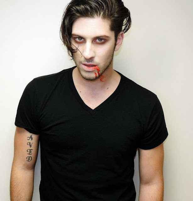 beauty by lee sexy vampire makeup tutorial mens edition
