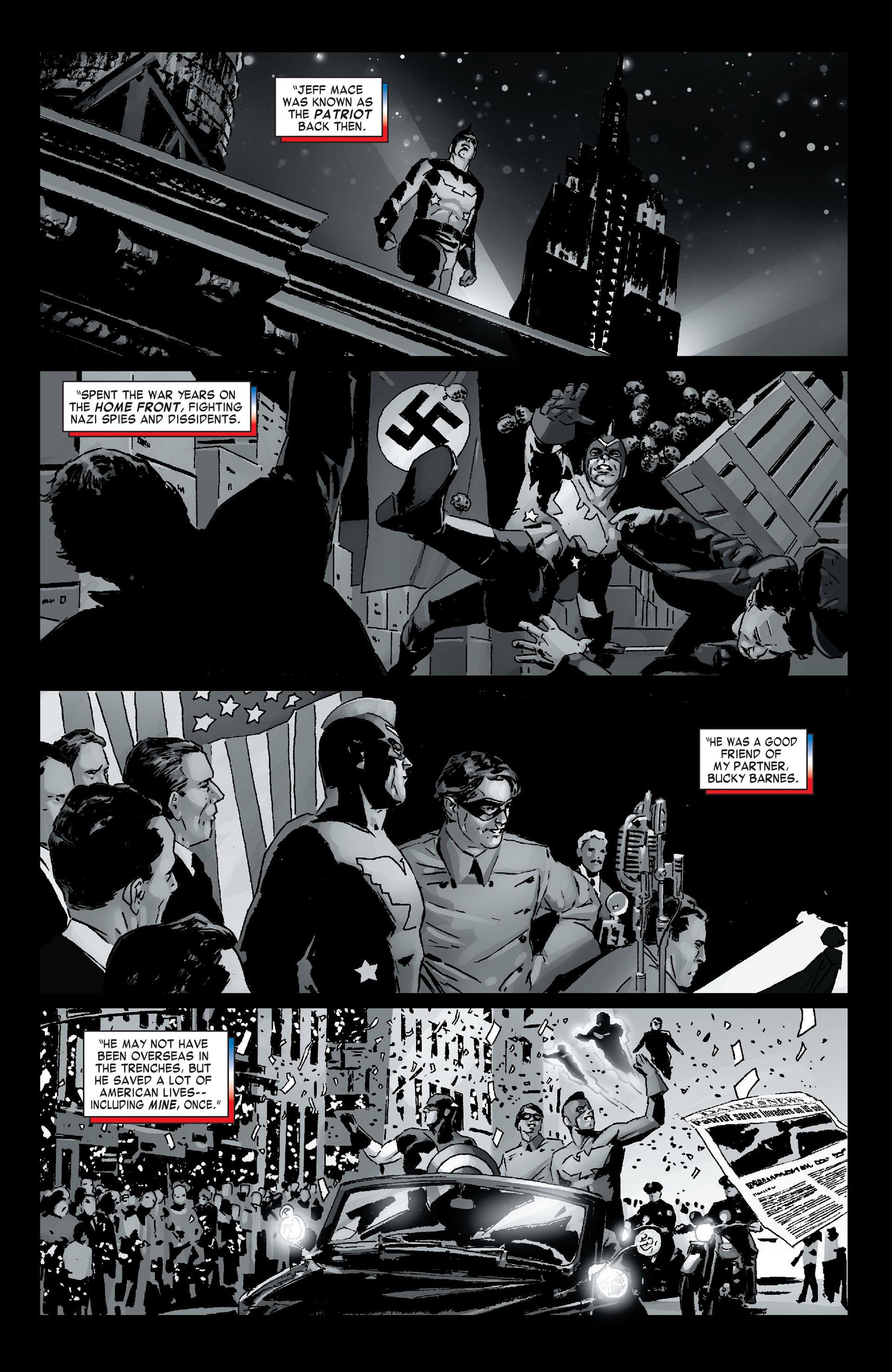 Captain America (2005) Issue #4 #4 - English 10