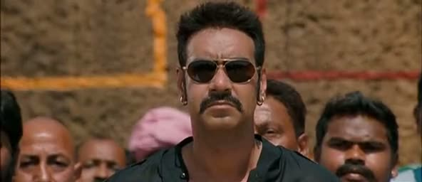 Screen Shot Of Hindi Movie Bol Bachchan 2012 300MB Short Size Download And Watch Online Free at worldfree4u.com