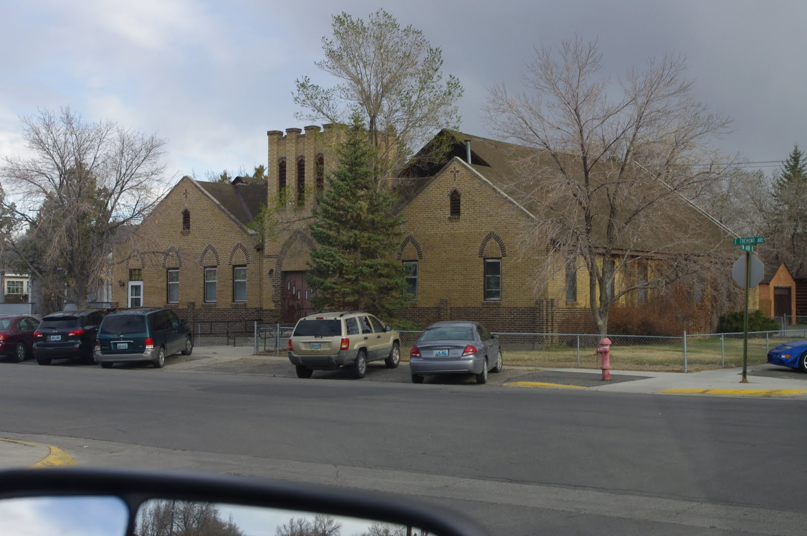 Churches of the west unknown church riverton wyoming for The riverton