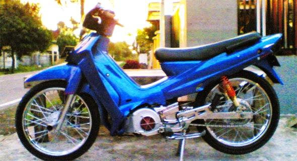 Variasi Motor Yamaha F1zr terbaru