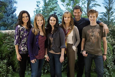 The cast of Switched at Brith