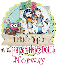 The Paper Nest Dolls Norway