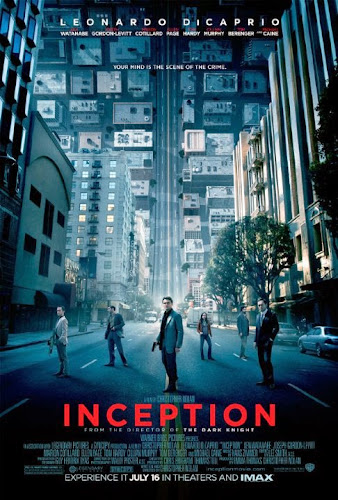 Inception (BRRip 1080p Dual Latino / Ingles) (2010)