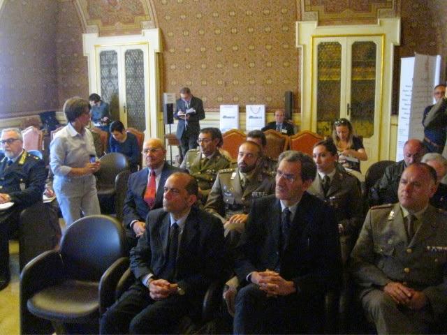 Conferenza stampa dei giornalisti