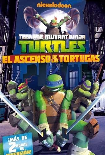 Ver Las Tortugas Ninja: El ascenso de las tortugas (2013) Online