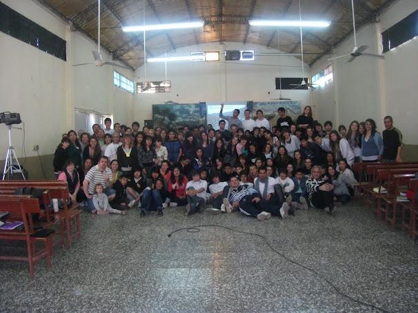 Recuerdo MLD Juvenil 2011