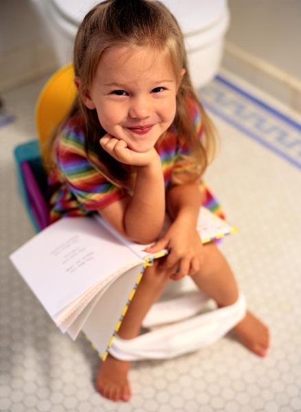 What age is potty training best