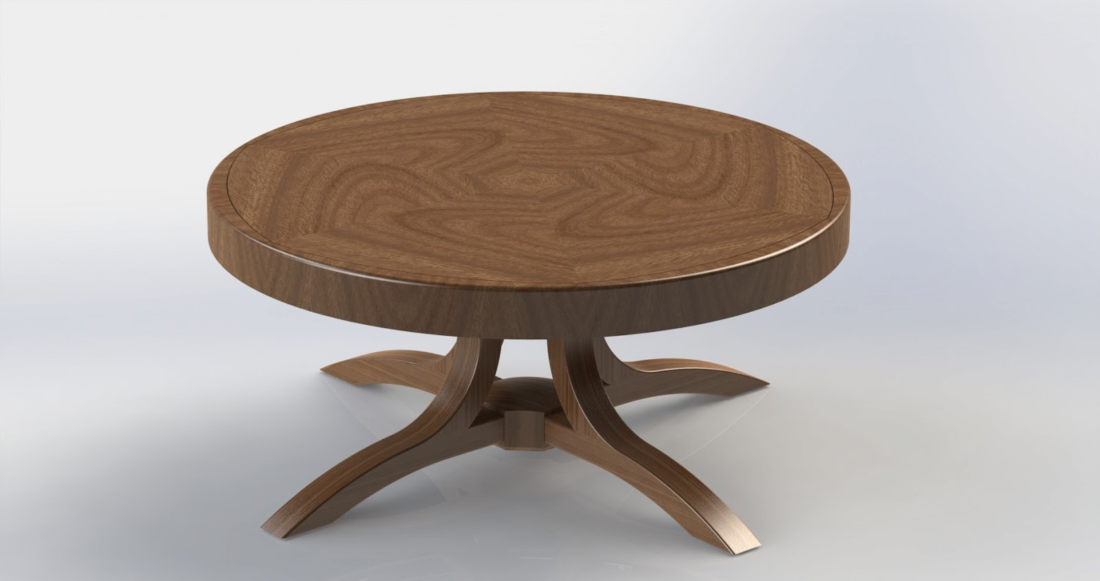 New West Design Expanding Dining Table